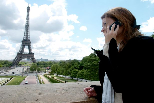 Mobile Phone Roaming Charges Europe