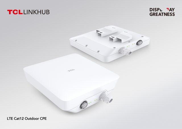 TCL LINKHUB 4G Outdoor CPE 03
