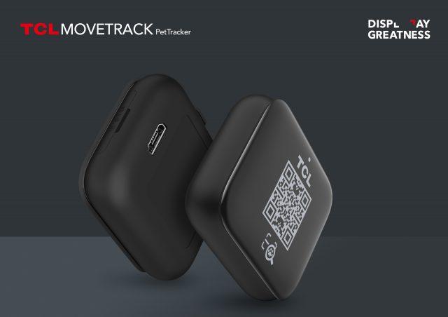 TCL MOVETRACK Pet Tracker 01