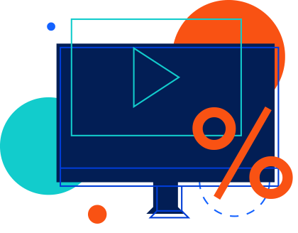 Online Video Marketing Statistics infographic by Digital Logic Shreveport