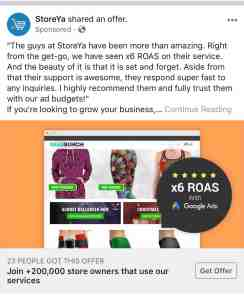 facebook ads - best online advertising for business