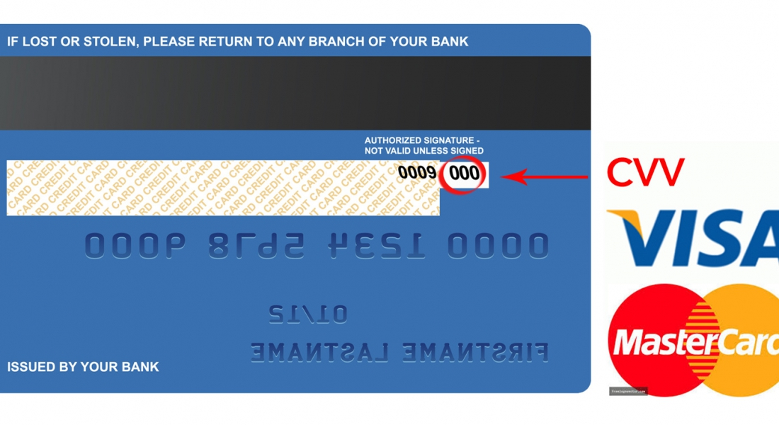 Fake Card Number And Security Code