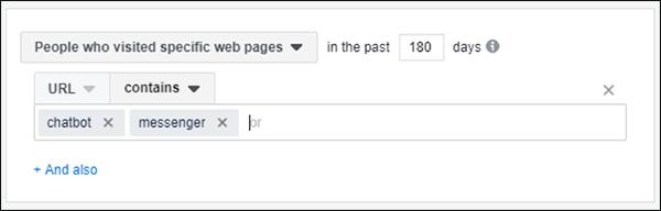 making facebook specific custom audiences