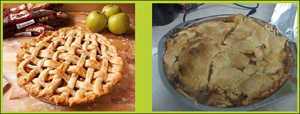 ugly pies and pretty pies taste the same, but which one would you buy?