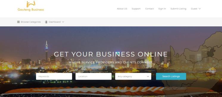 Gauteng Business
