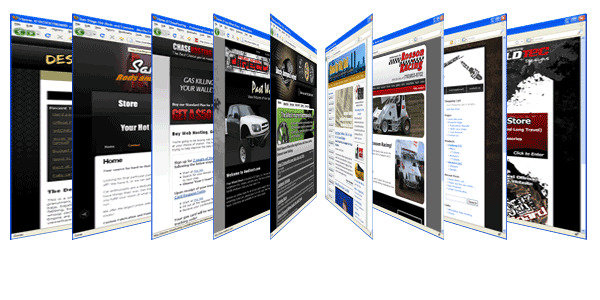 website deisngers pretoria