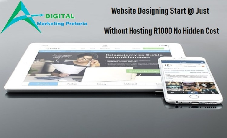 website design package centurion