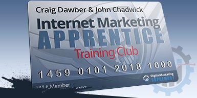Internet Marketing Apprentice