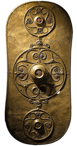 The Battersea Shield, British Museum