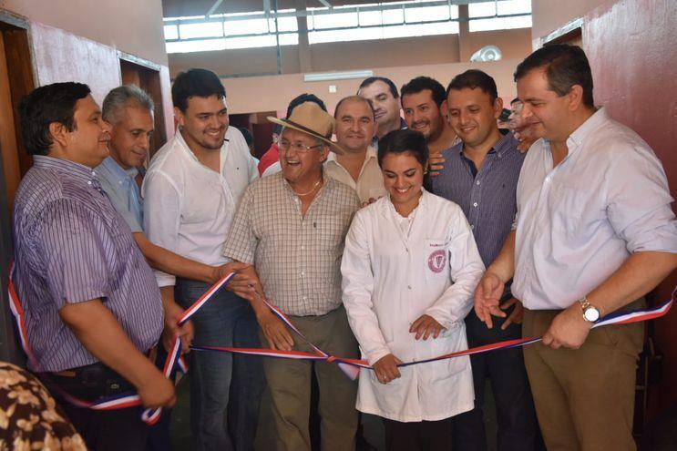 Inauguran matadero municipal en San Juan Bautista - digitalmisiones.com.py
