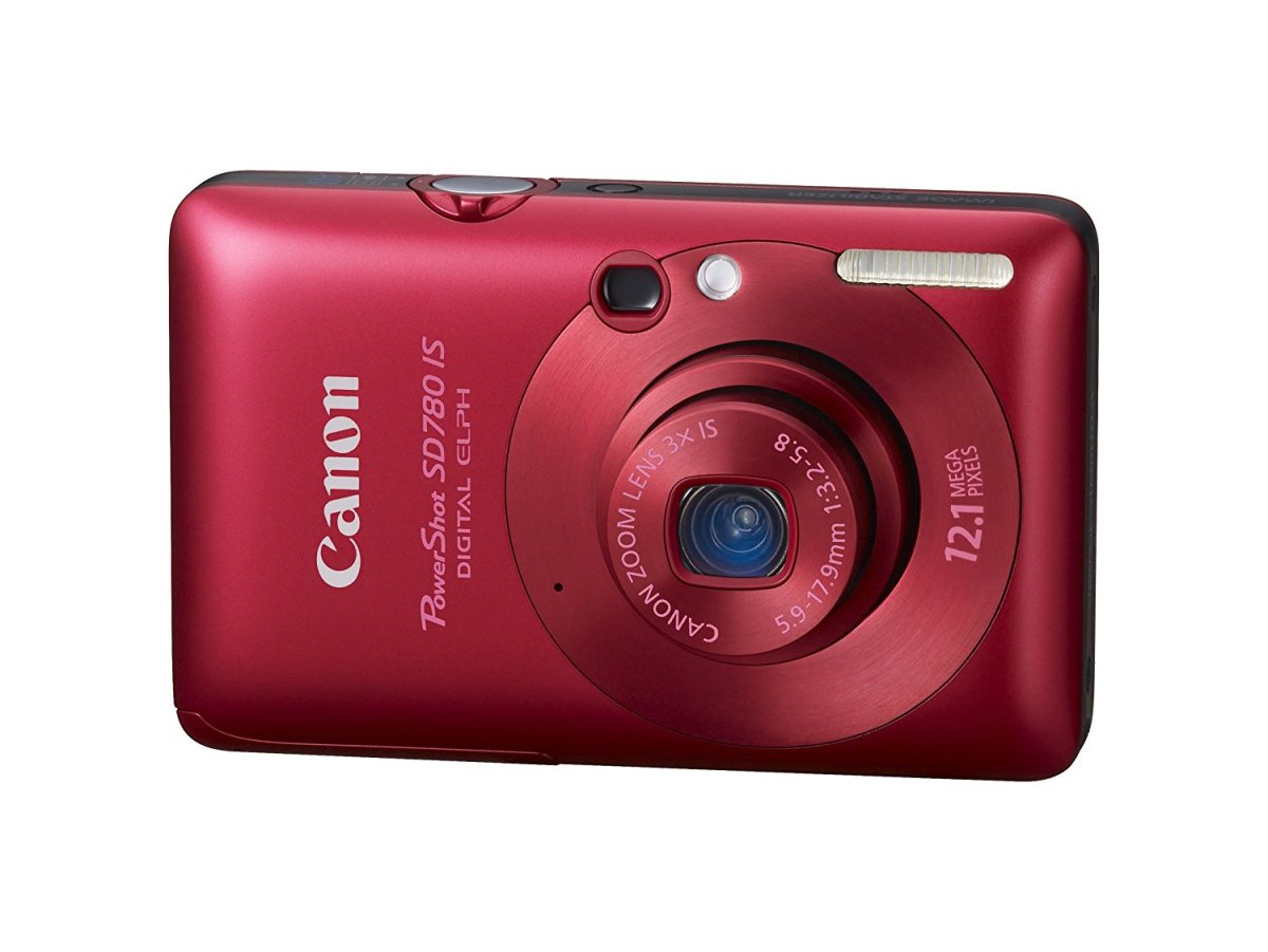 Digital Mom Review: Canon PowerShot SD780 IS
