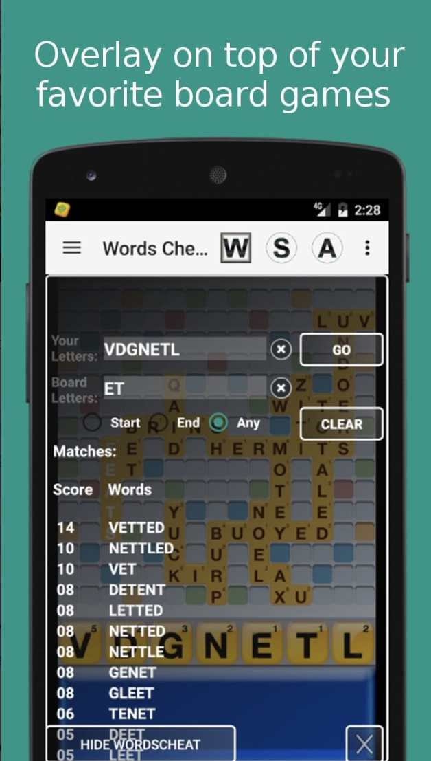 screenshot wwf cheat app snap cheats
