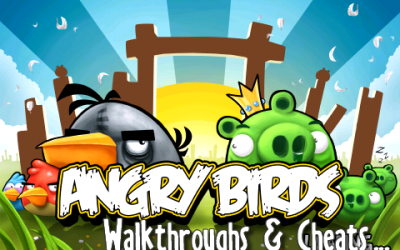 Angry Birds Walkthrough & Cheats  – Beat the Evil Pigs Without the Headache!
