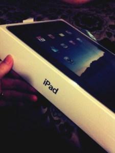 I own an iPad