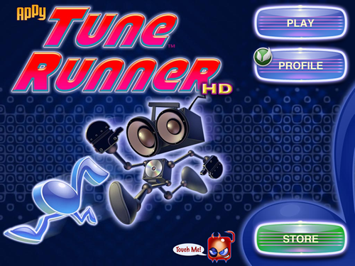 Tune Runner – A Game Built Around Your Music