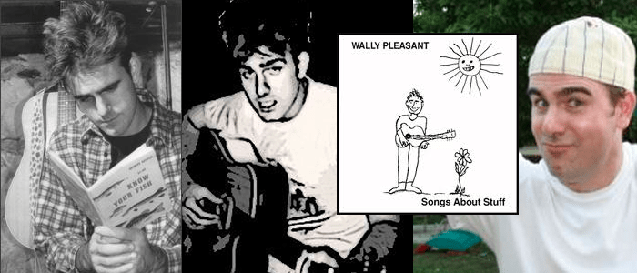 Wally Pleasant – Funny Rock Star