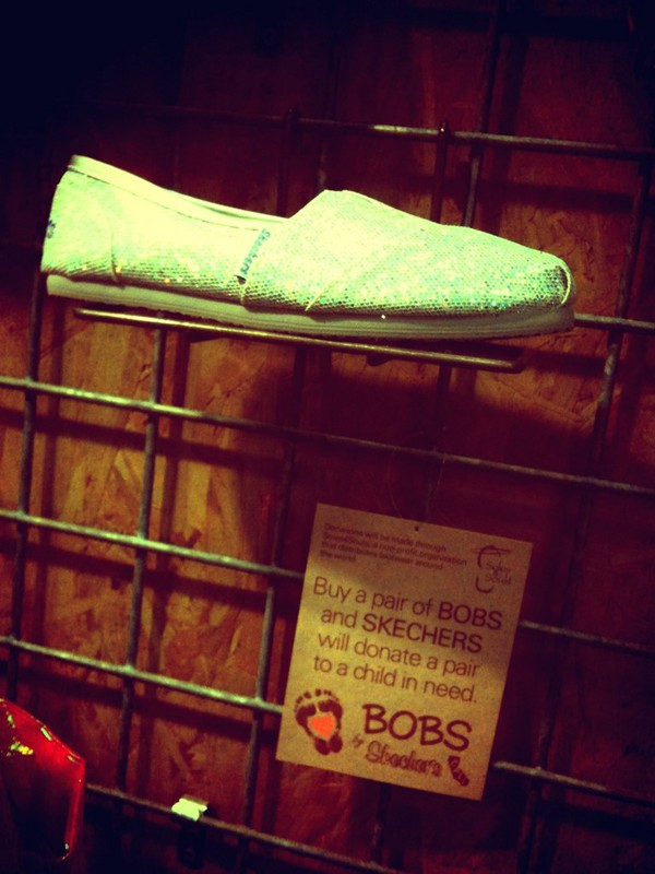 Sketchers Bobs not Toms