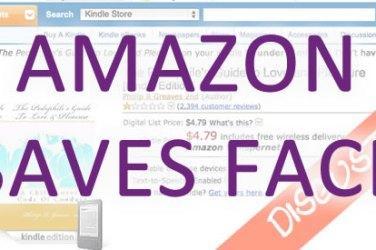 Amazon Saves Face
