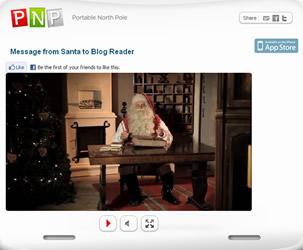 The Santa Lie