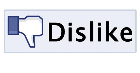 Facebook Dislike Button a FAKE!