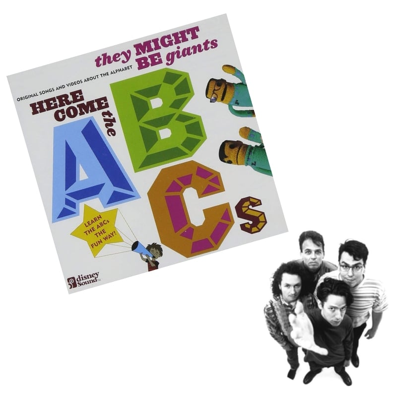 They Might Be Giants Here Comes the ABCS