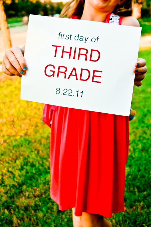 z third grade