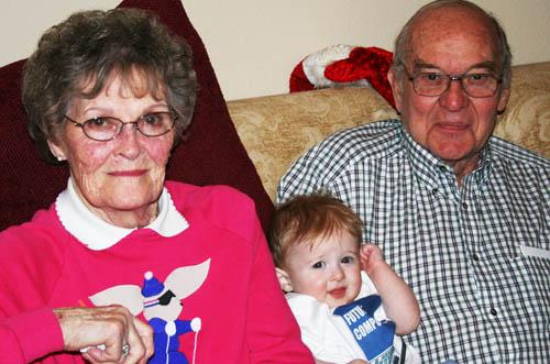 grandparents using the internet
