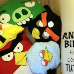Angry Birds Costume for Kids – DIY