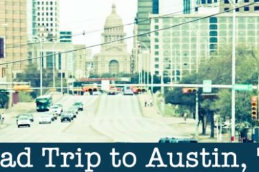 road trip to austin texas