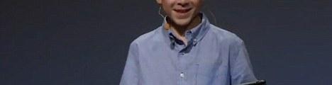 Thomas Suarez, 6th grade wonder kid and app developer