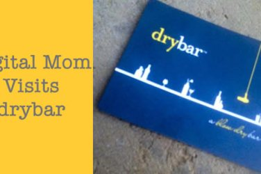 a trip to the dry bar