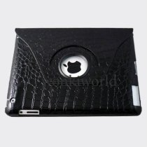 crocodile print ipad case