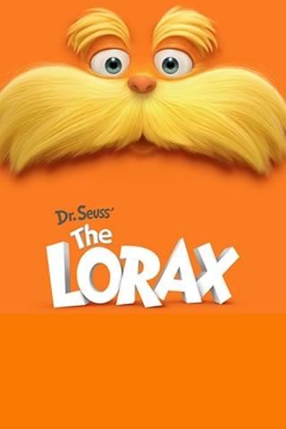 The Lorax iphone wallpaper