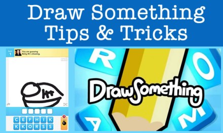 6 Draw Something Cheats, Tips and Tricks