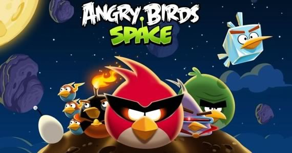 Angry Birds Space Takes Flight!
