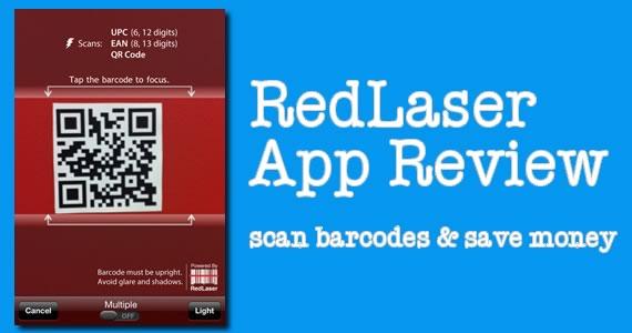 redlaser app review