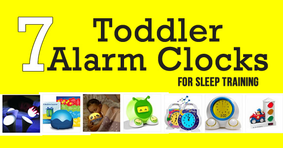 10+ Best Alarm Clocks for Toddlers