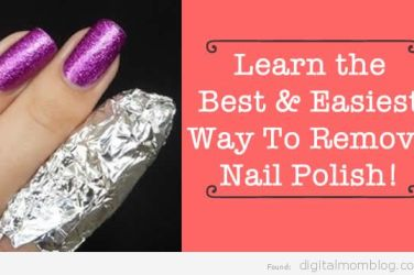 best way to remove nail polish