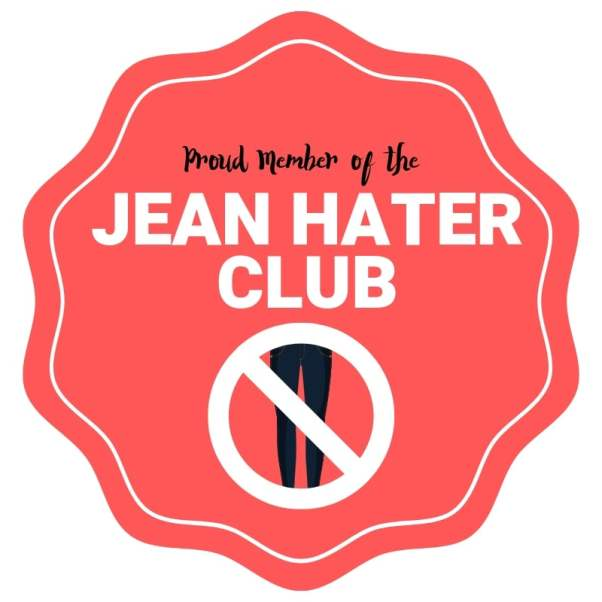 Jean Hater Club Mom Jeans