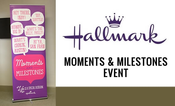 hallmark moments and milestones