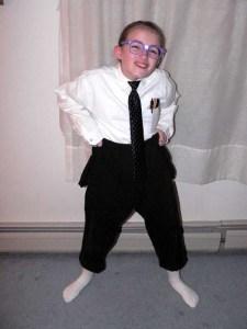 nerd costume 3