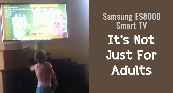 smart tv for kids