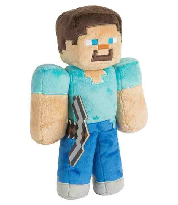 Minecraft Plush Steve Minecraft Gifts