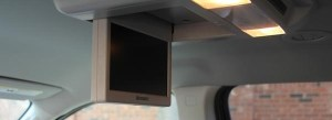 traverse rear entertainment system
