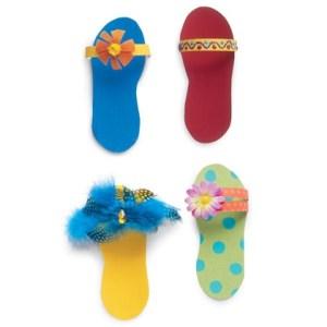 flip flops craft