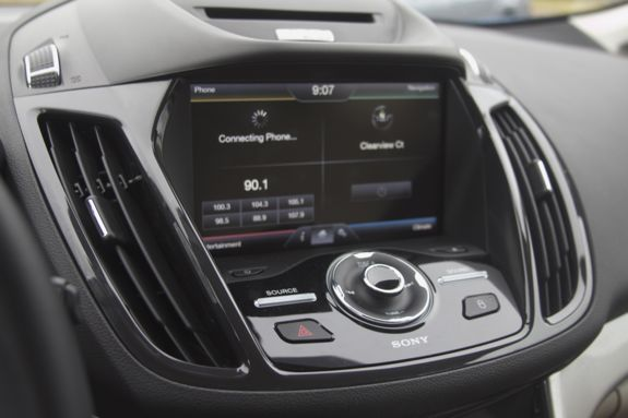 sync my ford touch