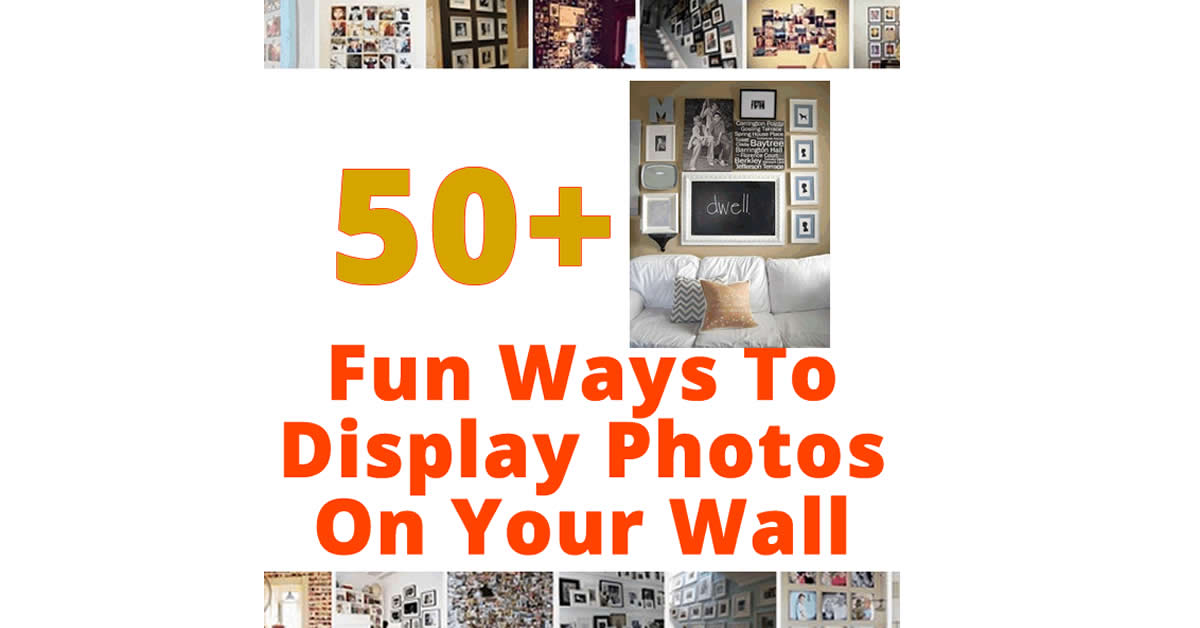 50+ Gallery Photo Wall Ideas and Inspirations – Fun Wall Decor