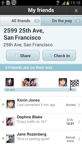 Waze is the Social GPS App
