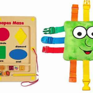 Best Toys to Develop Fine Motor Skills