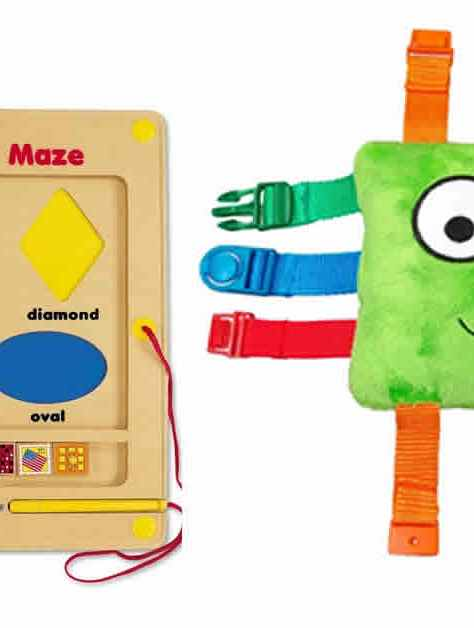 Best Toys to Develop Fine Motor Skills